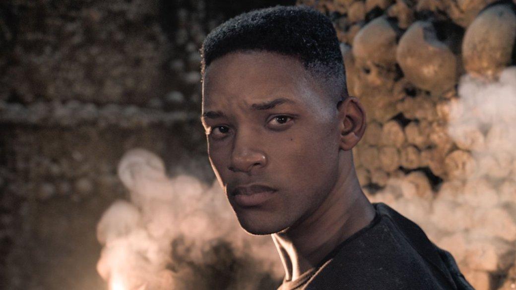 Уилл Смит против молодого Уилла Смита— это трейлер фильма «Близнец»   Канобу - Изображение 6434