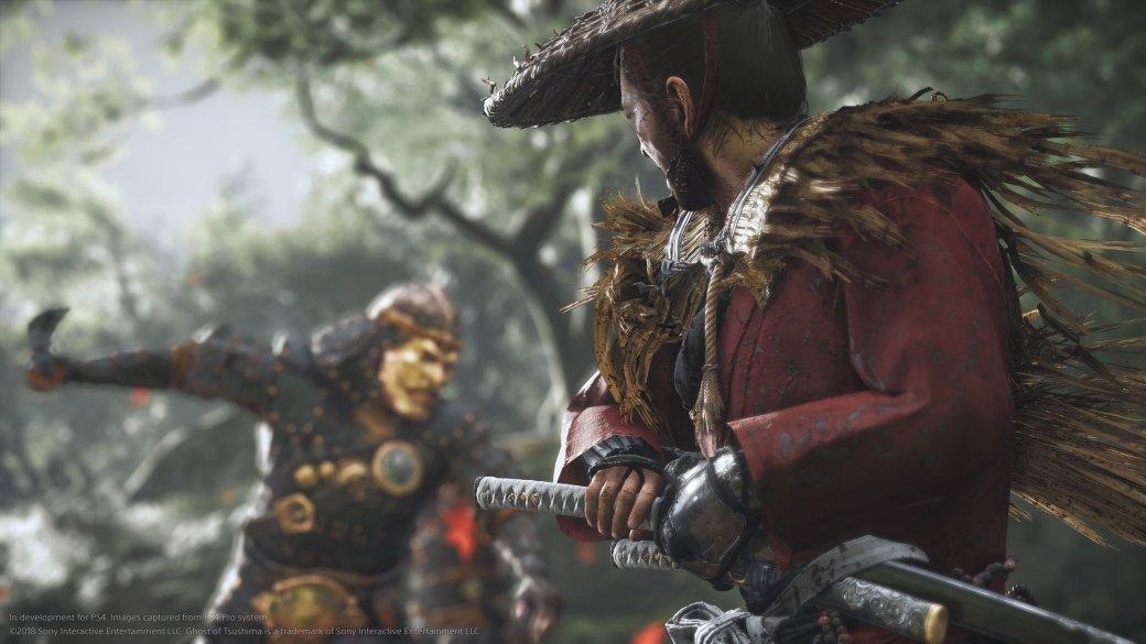 E3 2018: новые подробности геймплея, мира исюжета Ghost ofTsushima. - Изображение 2