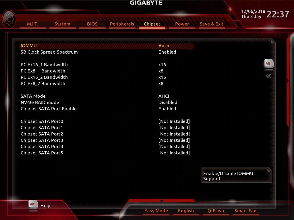 Обзор итестирование материнской платы GIGABYTE X399 AORUS XTREME | Канобу - Изображение 4075