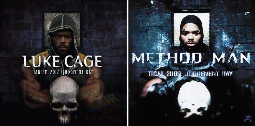 Новые хип-хоп обложки от Marvel: 2pac, Method Man, Frank Ocean  | Канобу - Изображение 782