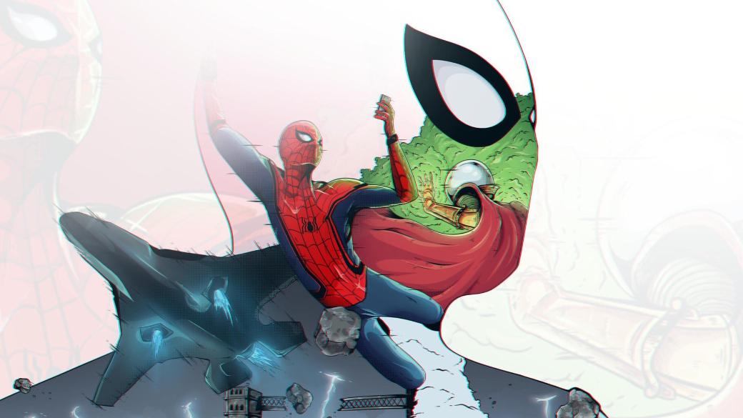 5 самых крутых фанатских теорий офильме «Человек-паук: Вдали отдома» | Канобу - Изображение 4