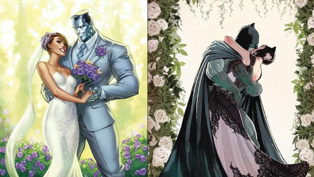 Версус. DCпротив Marvel— чья громкая летняя свадьба получилась лучше?. - Изображение 1