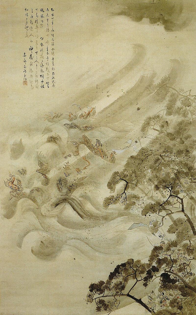 Ghost ofTsushima иреальное нападение монголов наЯпонию. Как все было насамом деле?   Канобу - Изображение 1028