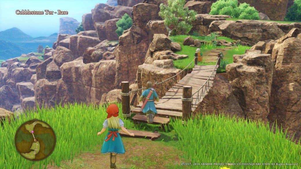 50 невероятно красочных скриншотов Dragon Quest XI | Канобу - Изображение 11517