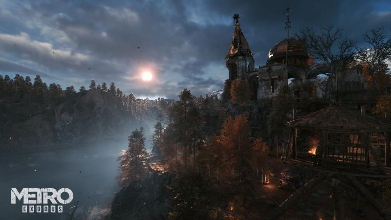 Романтика постапокалипсиса на новых скриншотах Metro: Exodus | Канобу - Изображение 1