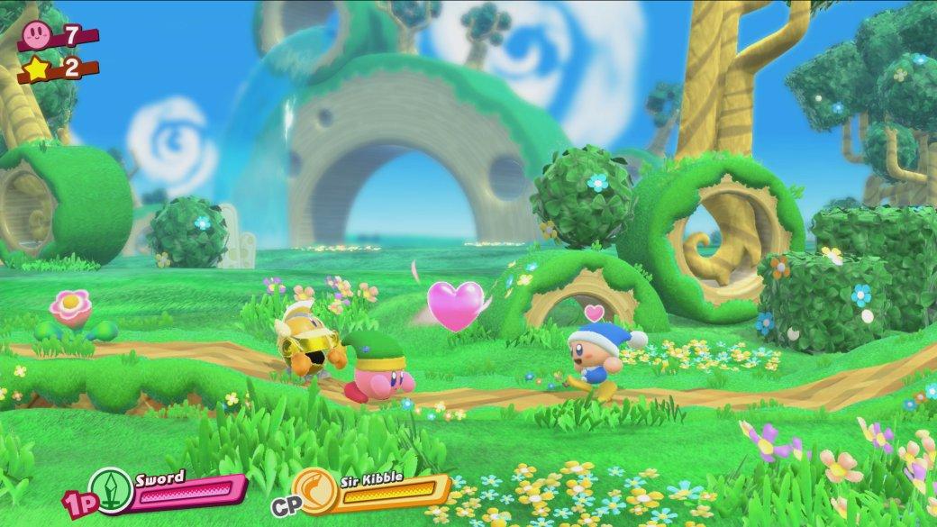Рецензия на Kirby Star Allies. Обзор игры - Изображение 2