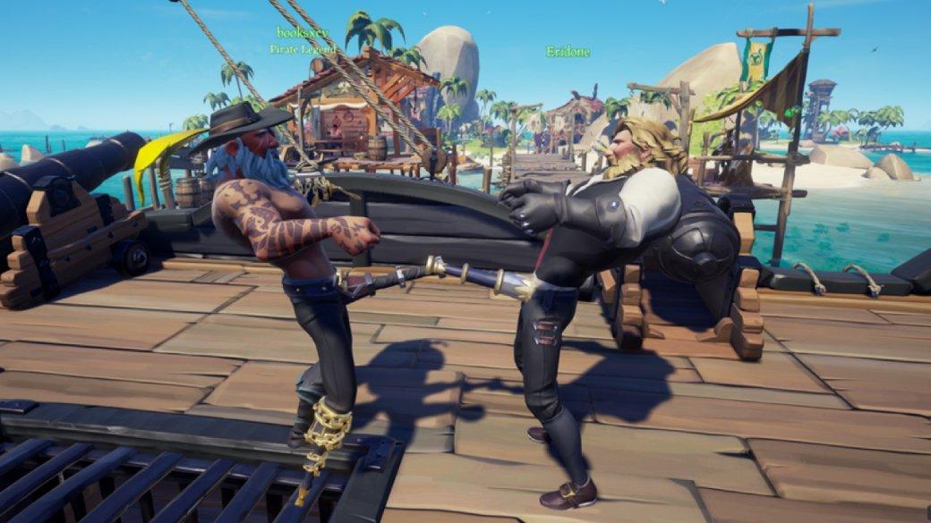«Не тыкайте в меня своей подзорной трубой!» — из Sea of Thieves удалили забавный баг | Канобу - Изображение 4205
