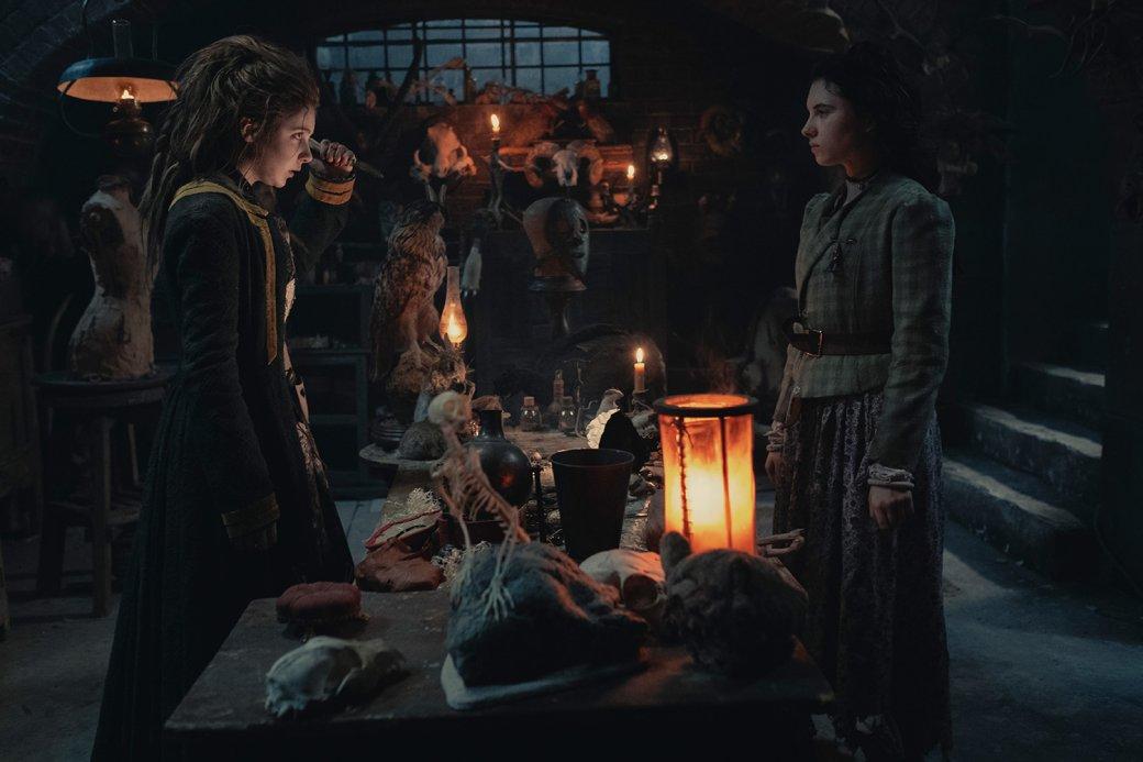Рецензия на 1 сезон сериала «Нерегулярные части» (2021) с Шерлоком Холмсом   Канобу - Изображение 5254