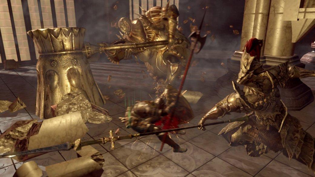 Самые сложные боссы в Dark Souls 1, 2, 3, Bloodborne, Demon's Souls - топ сильных боссов | Канобу - Изображение 5
