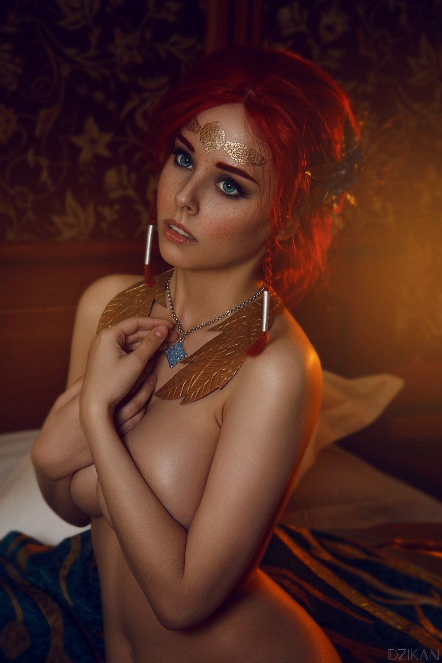 Трисс Меригольд Косплей Порно