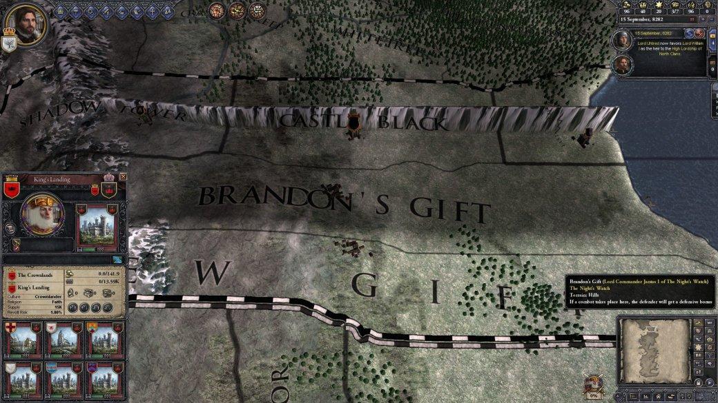 Лучшая игра по«Игре престолов»— это мод для Crusader Kings2 | Канобу - Изображение 645