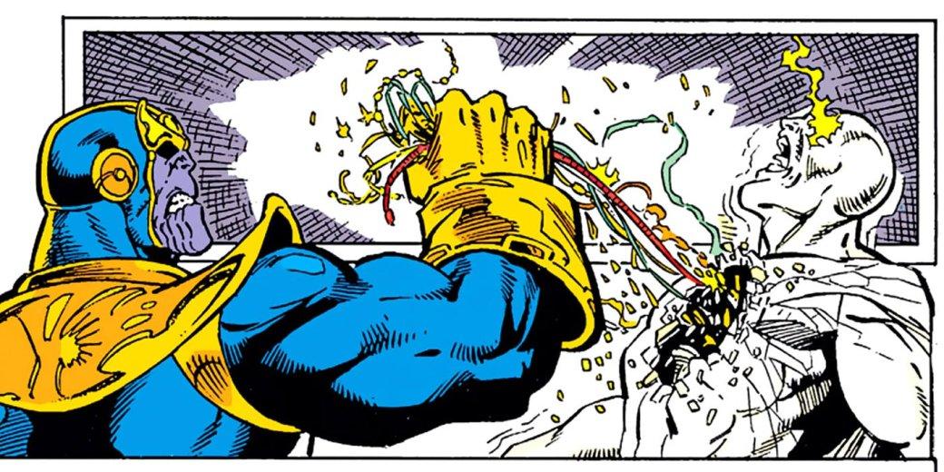 Все пасхалки иотсылки вфильме «Мстители: Война Бесконечности». - Изображение 33