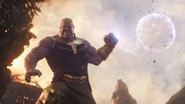 Как создавались VFX-эффекты для сцены битвы с Таносом в «Войне Бесконечности»