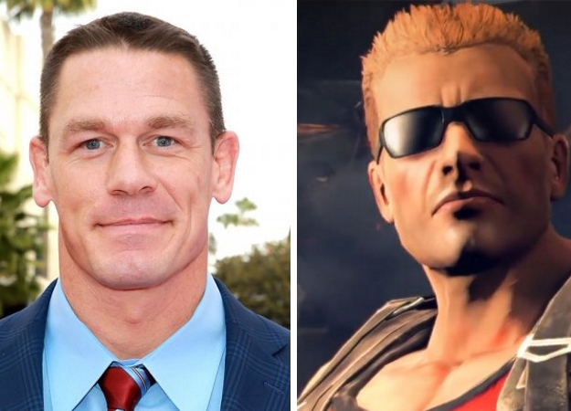 Джон Сина ведет переговоры наглавную роль вкиноадаптации Duke Nukem. - Изображение 1
