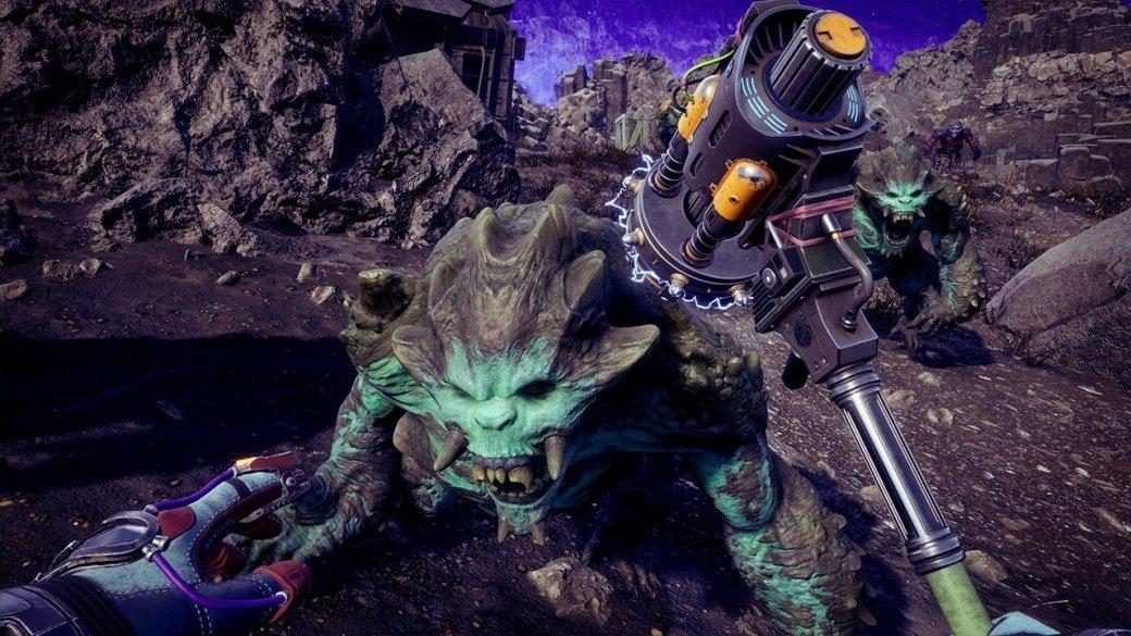 В сети появилось много нового геймплея The Outer Worlds на двух планетах  | Канобу - Изображение 1