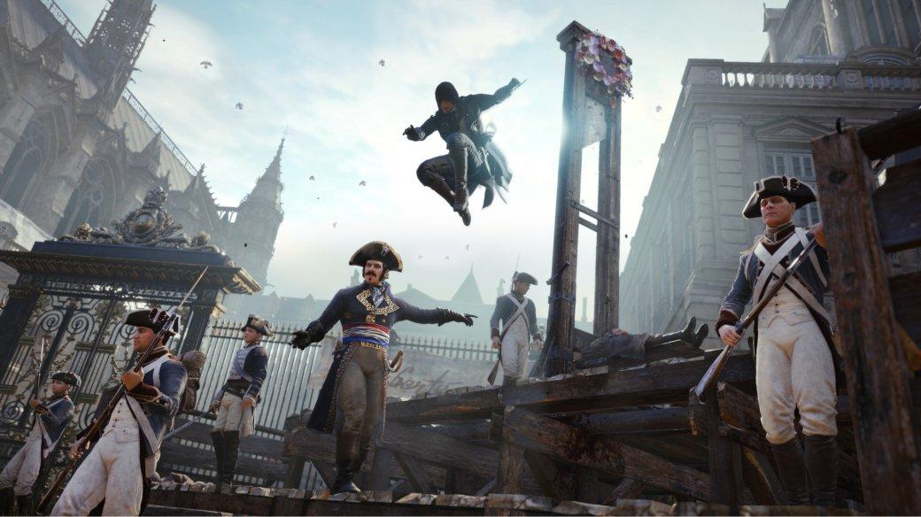 Пользователи Steam завалили Assassin's Creed Unity положительными рецензиями. ЗаНотр-Дам! | Канобу - Изображение 1