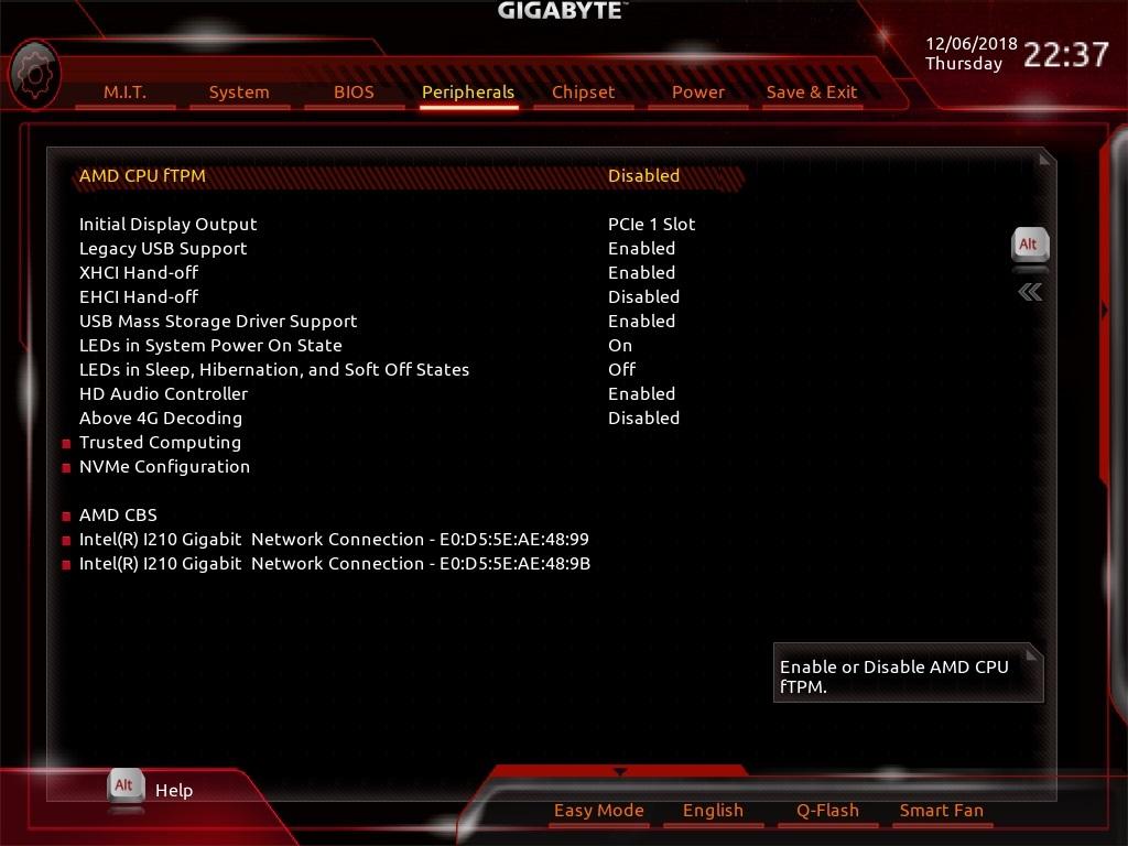 Обзор итестирование материнской платы GIGABYTE X399 AORUS XTREME | Канобу - Изображение 4074