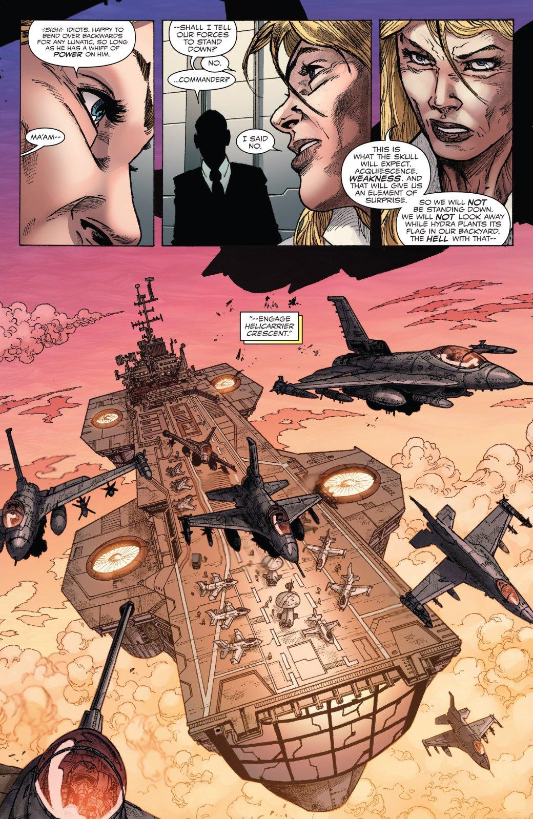 Как Капитан Америка расправился со своим главным врагом | Канобу - Изображение 10618