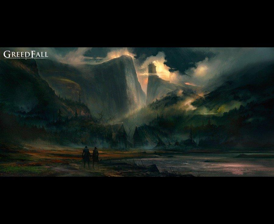 «Как игра отBioWare, носменьшим бюджетом»: новые подробности экшен-RPG GreedFall | Канобу - Изображение 8304