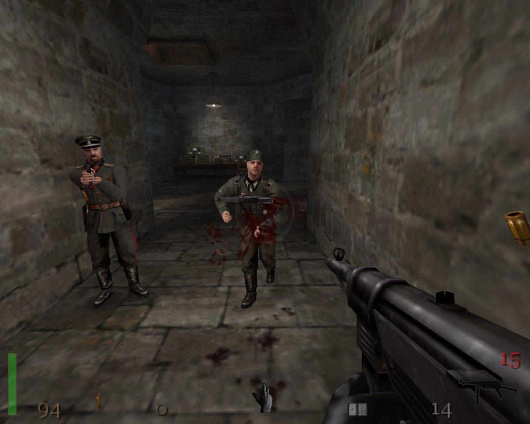 Игромарафон: обзор всех ключевых частей Wolfenstein | Канобу - Изображение 3