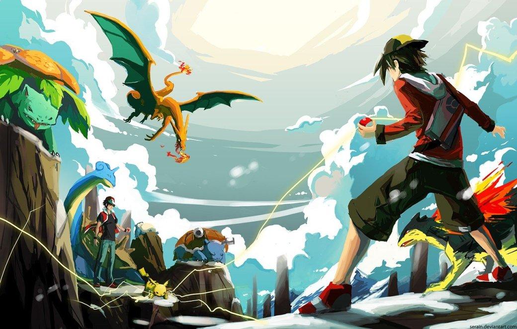 Рецензия на Pokemon Sun | Канобу - Изображение 4146