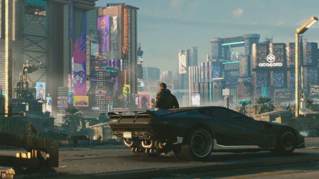 Авторы Cyberpunk 2077 намекнули, что Найт-Сити будет не только на поверхности, но и под землей! | Канобу - Изображение 1