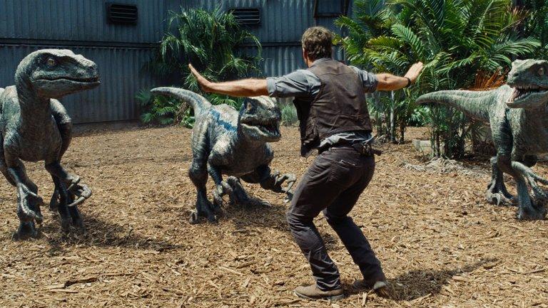 Каким мог быть «Парк юрского периода4»? Человекоподобные динозавры игенетически измененный спецназ. - Изображение 1
