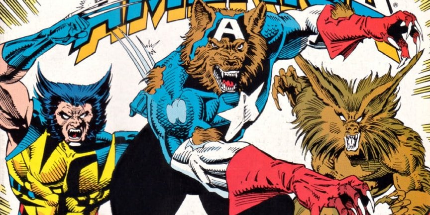 10 самых странных трансформаций Капитана Америка | Канобу - Изображение 11152