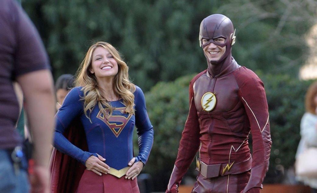 Супергерл встретится с героями трех других супергеройских сериалов | Канобу - Изображение 4714