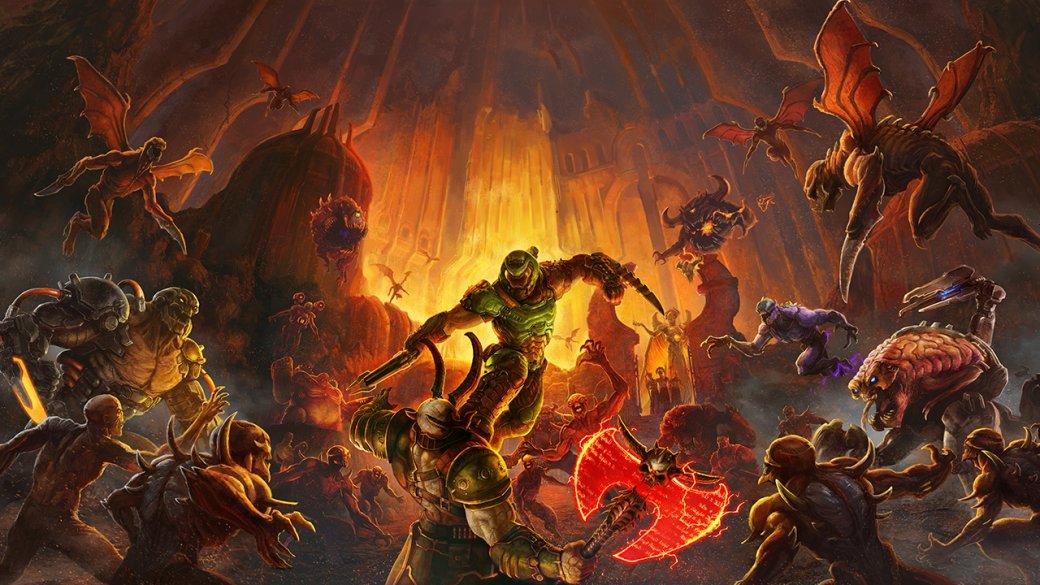 Что посмотреть после прохождения Doom Eternal: от«Зубастиков» до«Призраков Марса» | Канобу