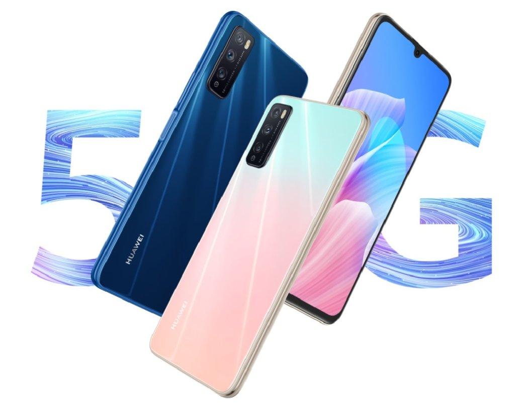 Huawei анонсировала Enjoy 20 Pro— новый бюджетный смартфон сэкраном 90 Гц   Канобу - Изображение 376