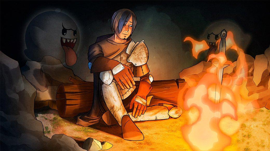 Саунд-дизайнер Dark Souls: «Видеоигры находятся в упадке» | Канобу