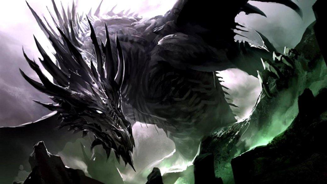 Собираем игрового «Дракона»— часть2. Черный дракон для преданных «пекарей». - Изображение 1