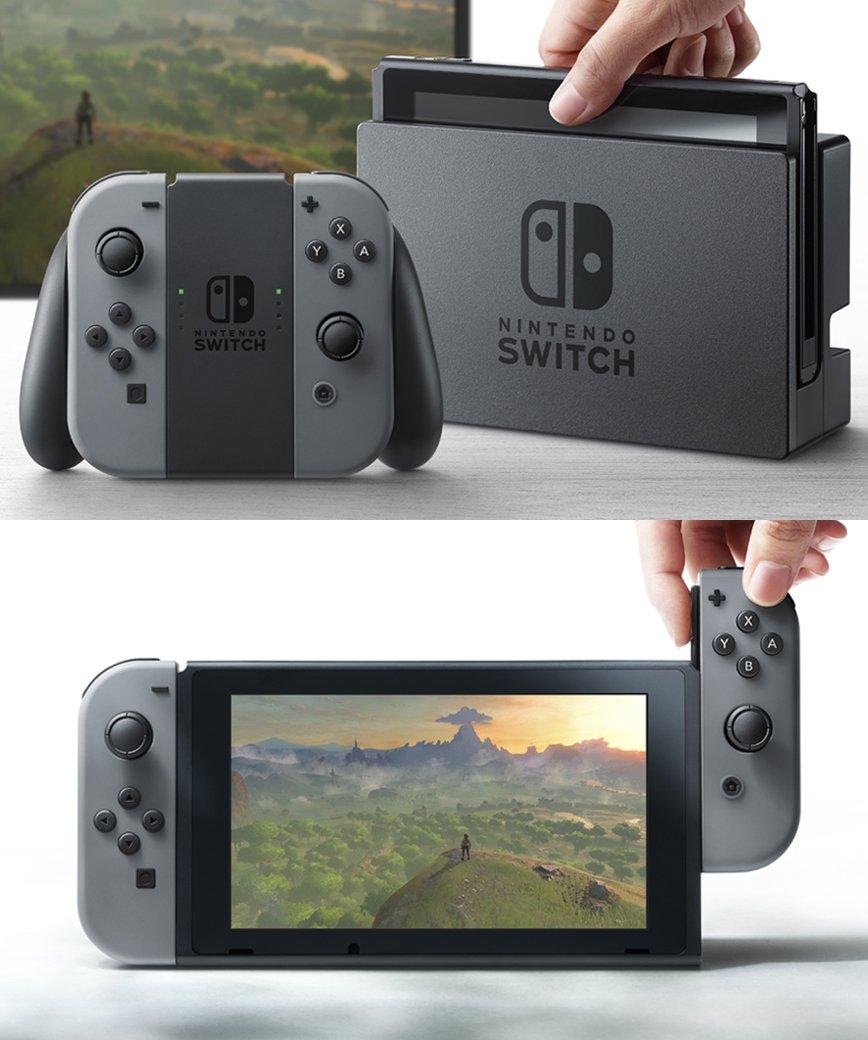 Круглый стол. Что редакция «Канобу» думает о Nintendo Switch | Канобу - Изображение 8
