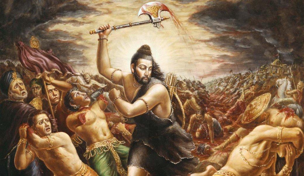 Индийская мифология и реальные места в Uncharted: The Lost Legacy | Канобу - Изображение 15