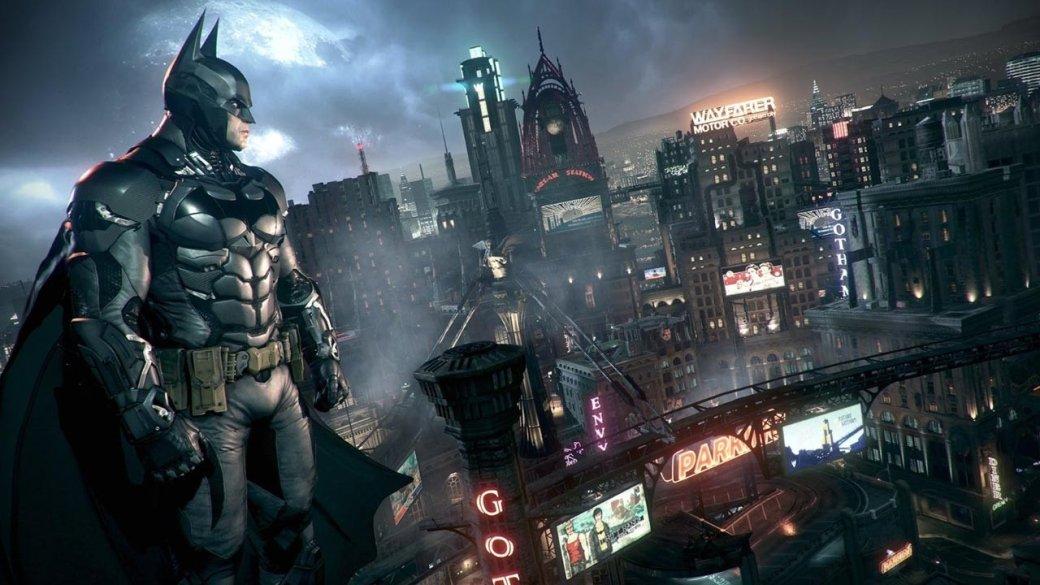 Блогер показал, как выглядит Batman: Arkham Knight со свободной камерой  | Канобу - Изображение 2101