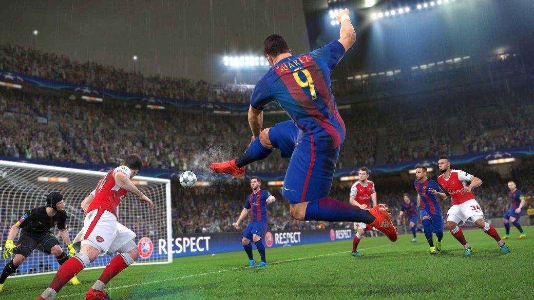 PES или FIFA - что лучше и чем отличаются серии футбольных симуляторов   Канобу - Изображение 16208