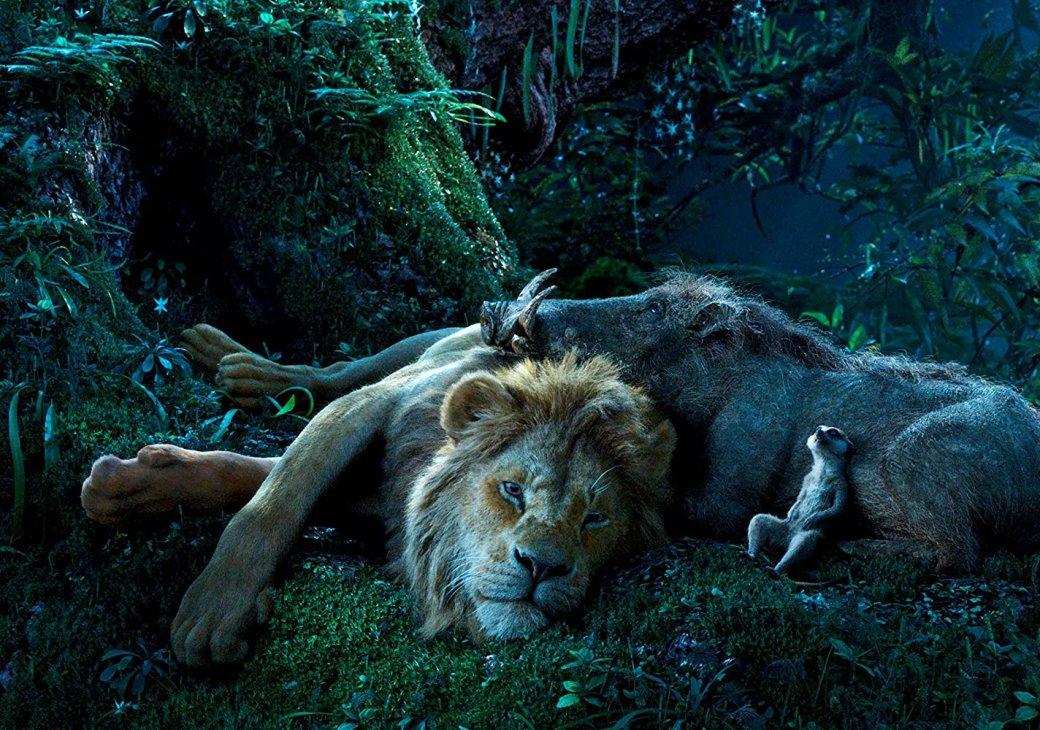 «Король Лев» 2019. Мнение Александра Трофимова | Канобу - Изображение 1