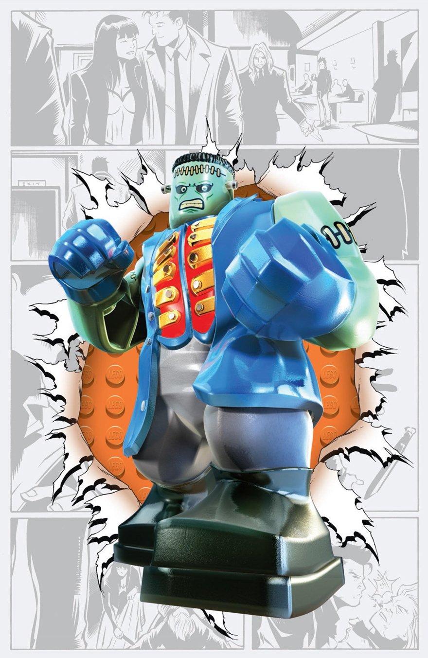 LEGO украшает комиксы DC  | Канобу - Изображение 3