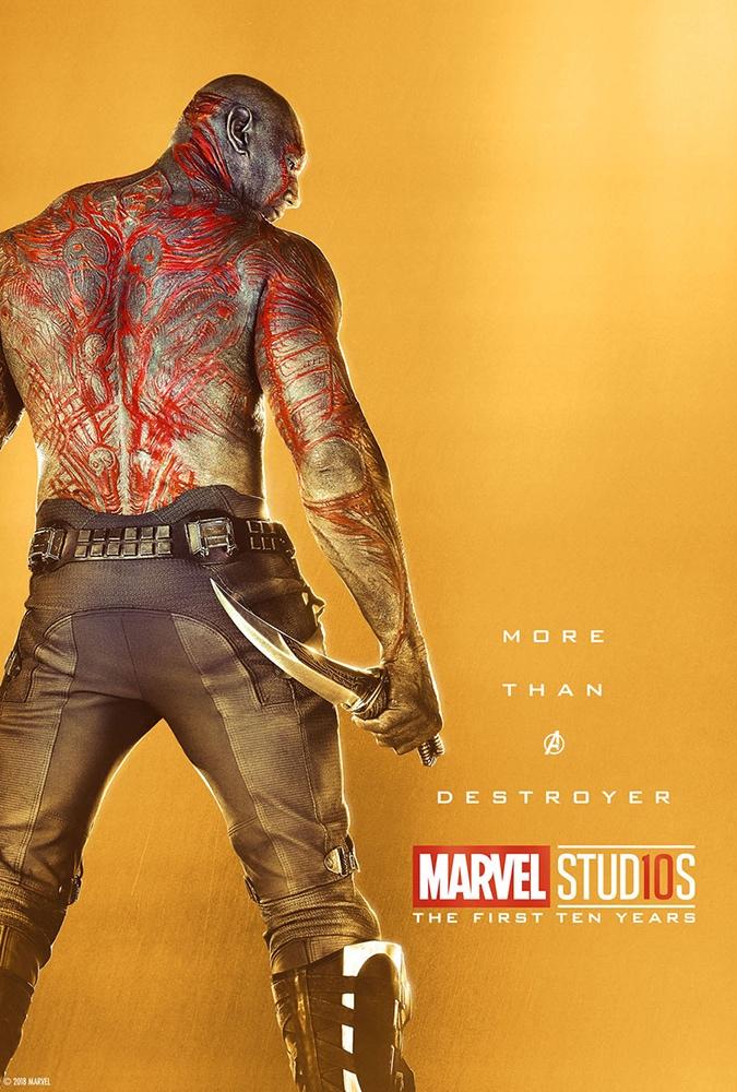 «Больше, чем легендарный преступник». ВСети появились новые юбилейные постеры Marvel Studios | Канобу - Изображение 1