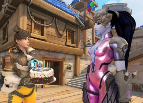 21мая вOverwatch стартует празднование третьей годовщины игры