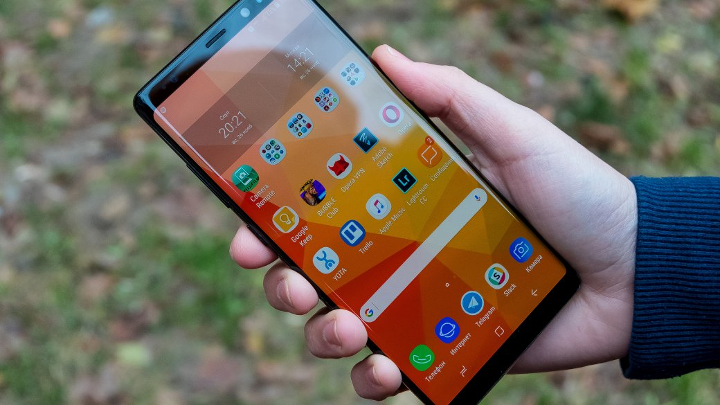 Обзор Samsung Galaxy Note8: потрясающий, нонедля всех. - Изображение 8