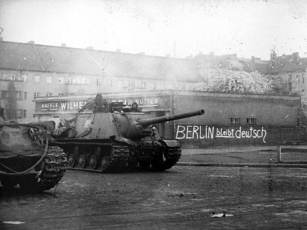 Танки и самоходные установки из World of Tanks, принимавшие участие в битве за Берлин | Канобу - Изображение 7824