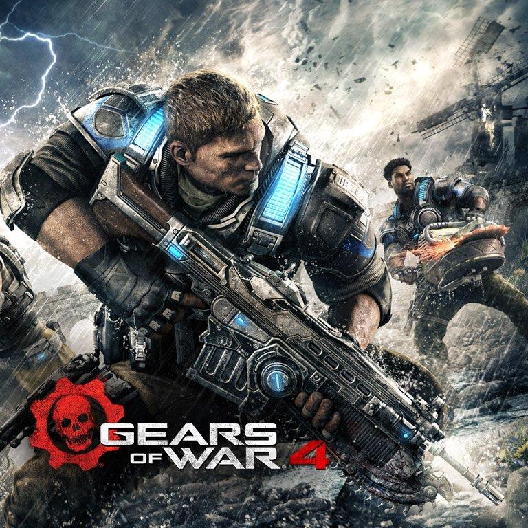 скачать игру Gears Of War 4 скачать торрент - фото 6