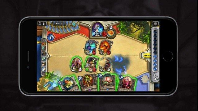 скачать бесплатно игру Hearthstone на андроид - фото 2