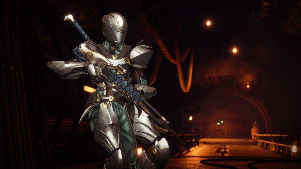 Destiny 2: Forsaken в гифках | Канобу