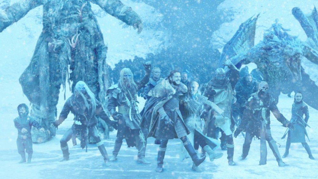 Подробный анализ 1 серии 8 сезона «Игры престолов» | Канобу - Изображение 8