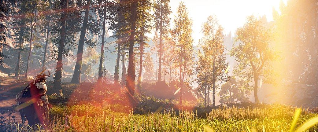 Все красоты мира Horizon: Zero Dawn | Канобу - Изображение 3