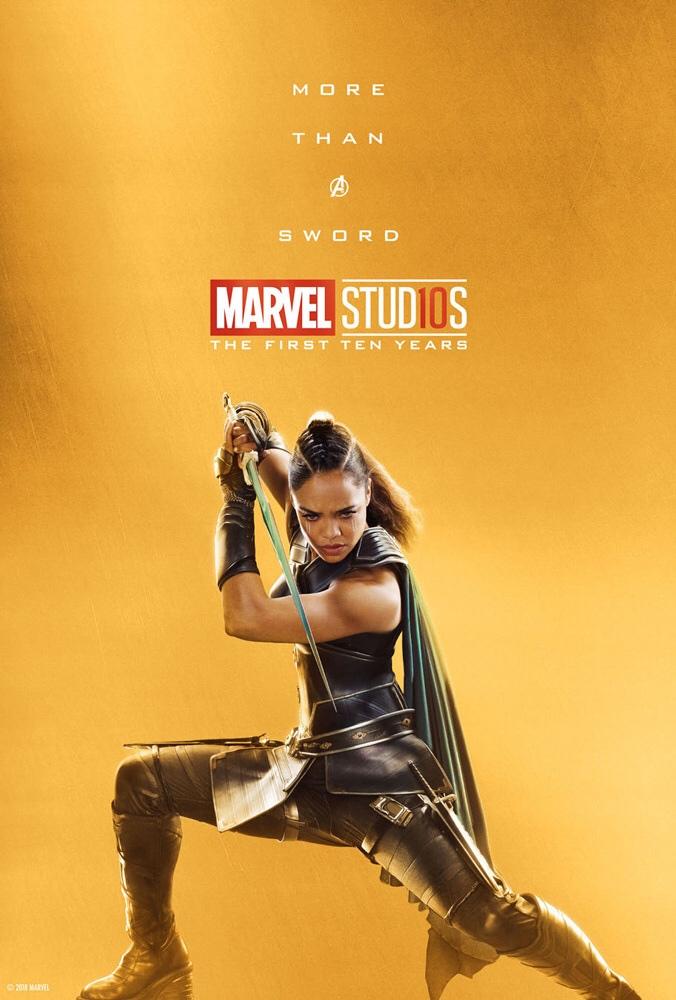 «Больше, чем легендарный преступник». ВСети появились новые юбилейные постеры Marvel Studios | Канобу - Изображение 20