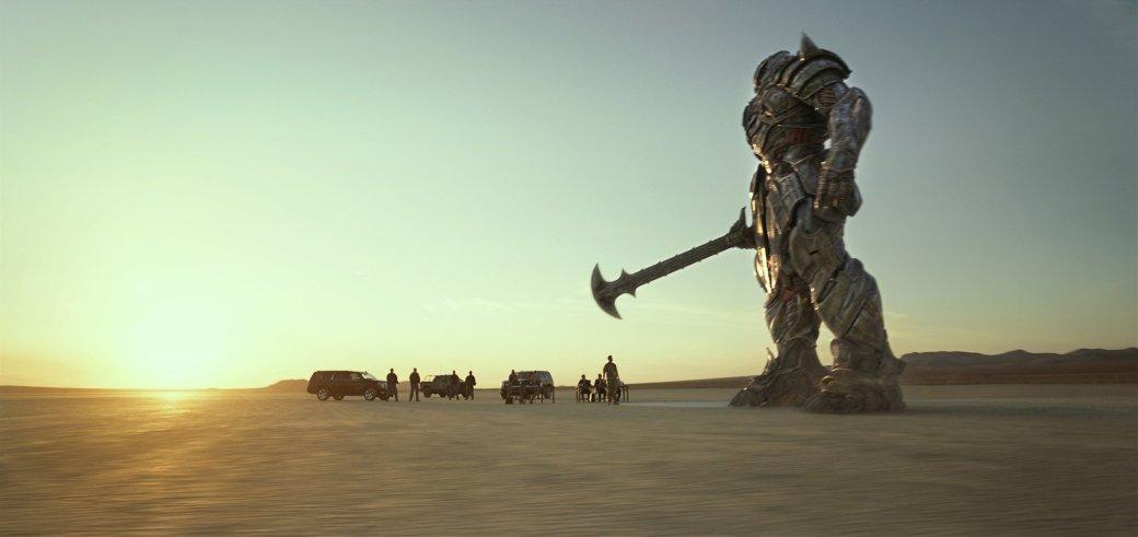 38 неудобных вопросов к фильму «Трансформеры: Последний рыцарь» | Канобу - Изображение 8